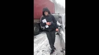 МАССОВОЕ ДТП!!! ДТП Симферопольское шоссе!!! ДТП В ПОДМОСКОВЬЕ! ЖЕСТЬ!!