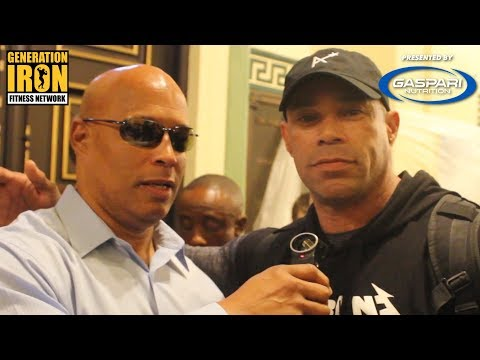Kevin Levrone Interview: Does Levrone Regret His Comeback? | GI Exclusive