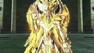 PS4/PS3/STEAM「聖闘士星矢 ソルジャーズ・ソウル」プレイ動画【神聖衣 シャカ篇】