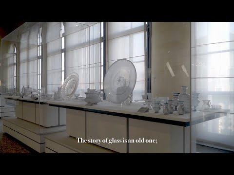SCRIGNI VENEZIANI - Il vetro trasparente: una mina...