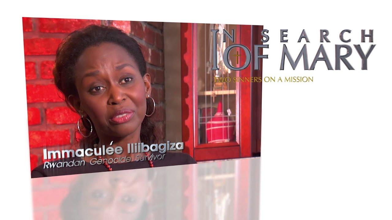Immaculée - Rwandan Genocide Survivor