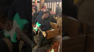 Download This Is A Mans World - New York Street performer