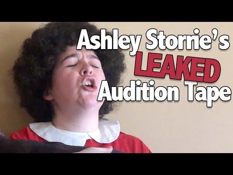 Ashley Storrie Leaked