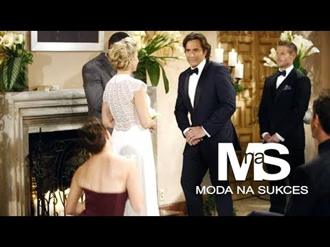 Moda na sukces – 10 ślub Brooke i Ridge'a
