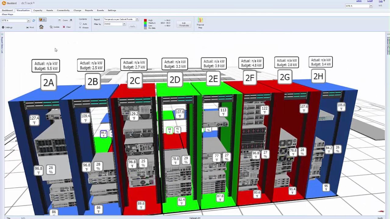 OpenDCIM - Open Source Data Center Infrastructure Management