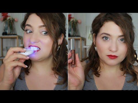 הלבנת שיניים, דיטוקס לרגליים וטיפוח משגע 🌌 הול גלאם גורו 💫