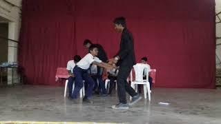 Funny drama video on exam by Abhinav boys👬2017