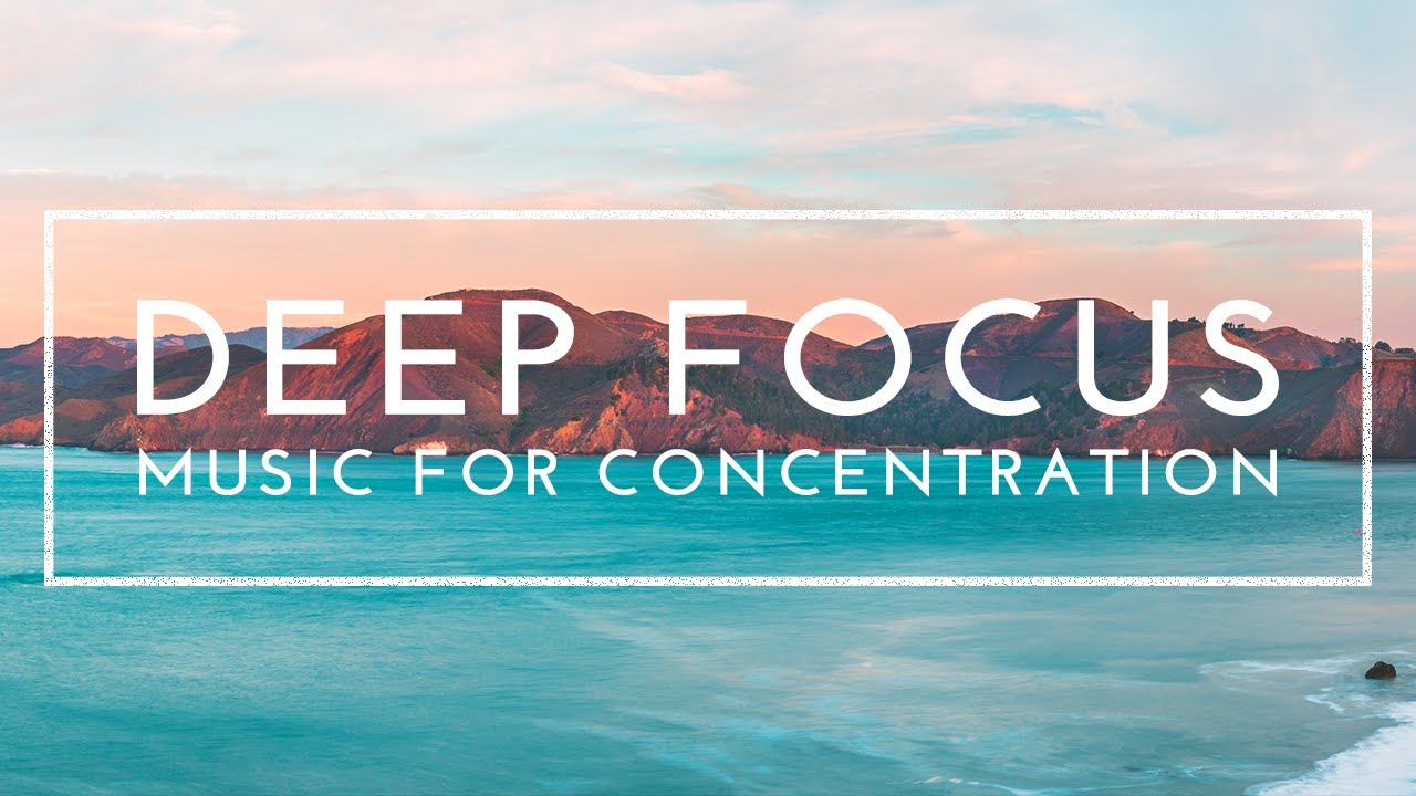 Ambient Study Music To Concentrate - 4 Hours of Music to Improve Concentration while Studying