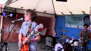 Lazenby Young Blues Guitarist Award Heat 1 May 25th 2014