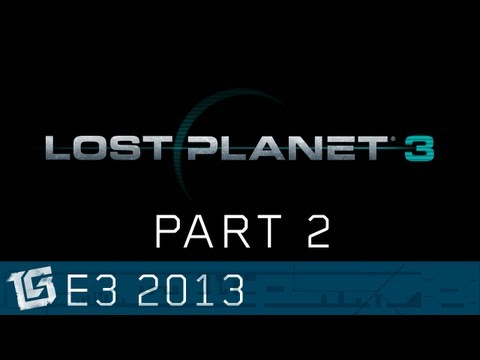Lost Planet 3 Interview Part 2 - TGS at E3 2013