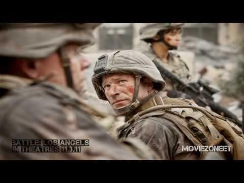 Battle Los Angeles Soundtrack HD - #18 Shelf Life (Brian Tyler)