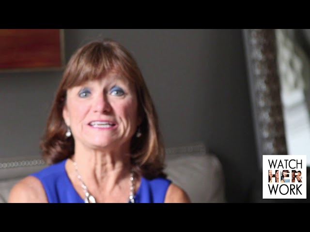 Power: Don't Be Afraid to Speak Up, Margaret Johnson | WatchHerWorkTV