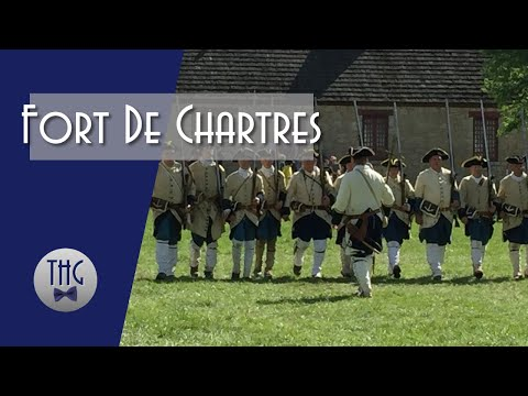 On the Fringe of the French Empire: Fort de Chartres