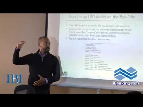 IBI Investment Banking Financial Modeling LosAngeles Instructor