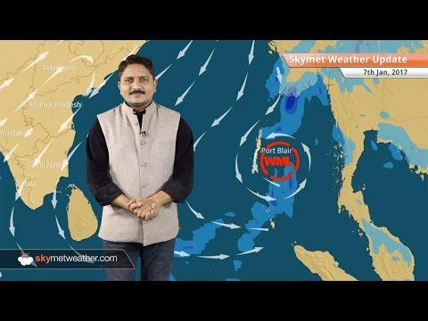 Weather Forecast for Jan 7: Snow in Kashmir, Himachal, Uttarakhand, Rain in Punjab, Haryana, Delhi