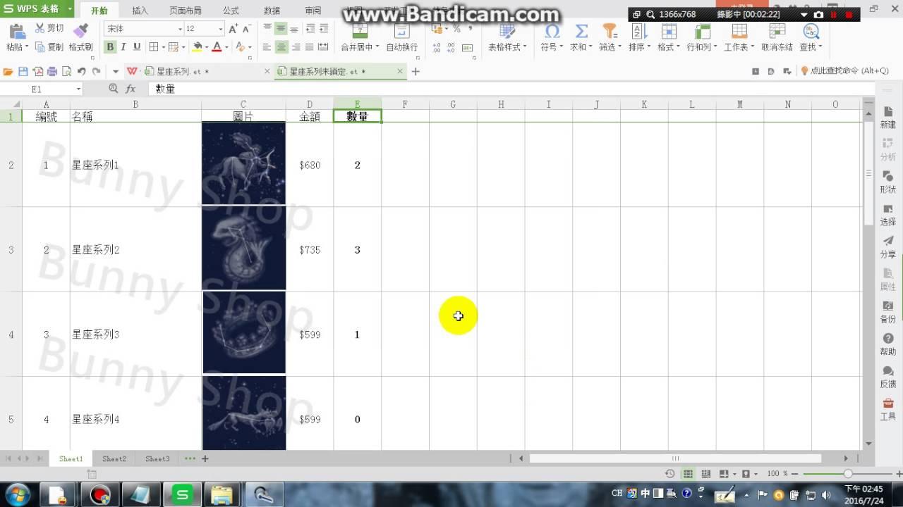 WPS / Excel試算表教學 :保護工作表鎖住資料+開放編輯部分儲存格 (鎖定大部分欄位資料及圖片元件) - YouTube