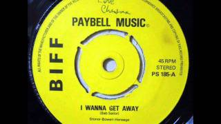 Biff (pre. Thieves Like Us) - I Wanna Get  Away