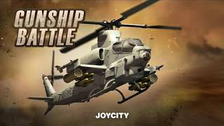 Gunship Battel Helicopter 3d  Joycity    Game Play Android