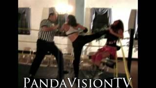 PandaVision #17: Cindy Rogers vs Jana vs Kylie Pierce