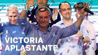 Macri logra una victoria aplastante   Internacional