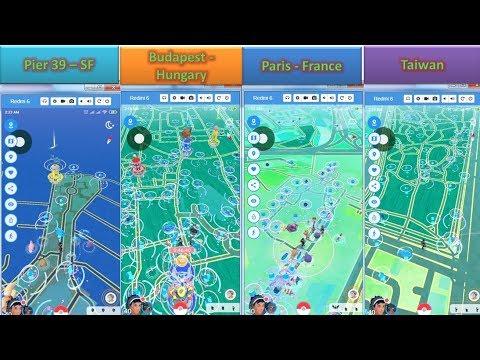 Pokémon GO Live -Best Farming Places for Blanche's Global Challenge  bonuses-Stardust Event