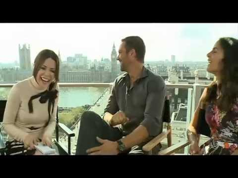 Paul Walker and Jordana Brewster Interview