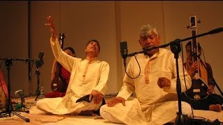 Gundecha Brothers - Raga Ragesree - Alap (part 5)