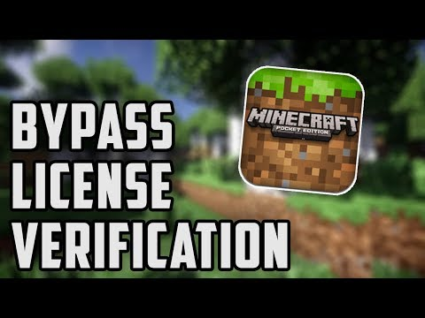 HOW TO GET ANY VERSION OF MCPE WITHOUT LICENSE VERIFICATION! | Minecraft PE