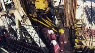Oil rig worker crushed by rotating equipment