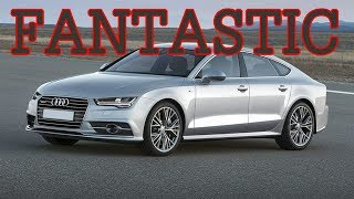 New coupelike profile, 2018 Audi A7 [FANTASTIC] || AA TOP AUTO