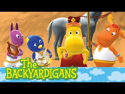 The Backyardigans: The Key to the Nile - Ep.8