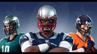 FORTNITE FOOTBALL! THE NFL INVADES FORTNITE!
