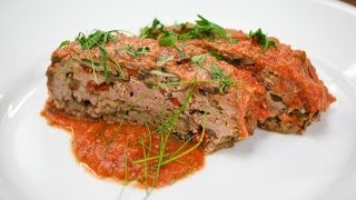 Healthy Homemade Meatloaf: Recipe Rehab Tv Season 2 - Episode 6 Preview
