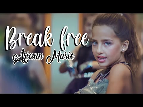 Ariana Grande - Break Free ft Zedd - (8 years...