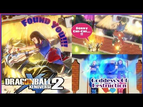 WHERE IS GOKU??!! ( DragonBall Xenoverse 2)