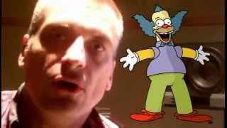 la voz de krusty quico matute y otros