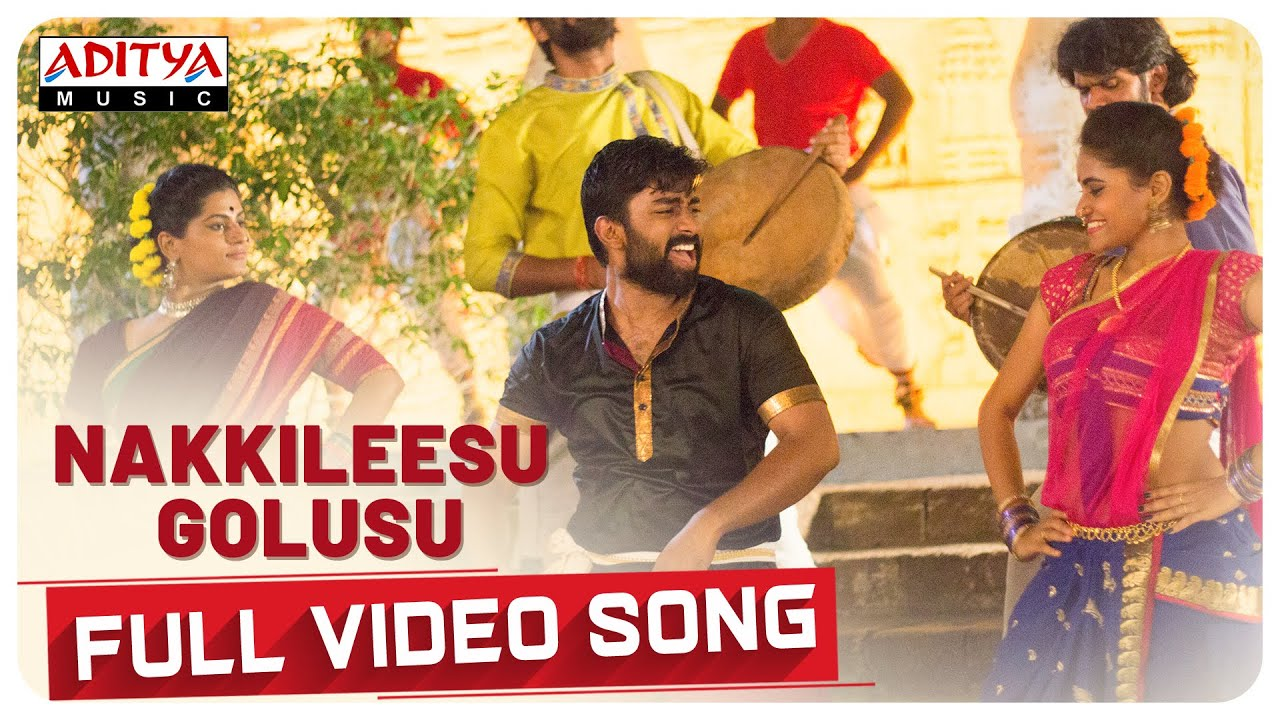 Download Nakkileesu Golusu Full Video Song    Karuna Kumar   Rakshit, Nakshatra, Raghu Kunche