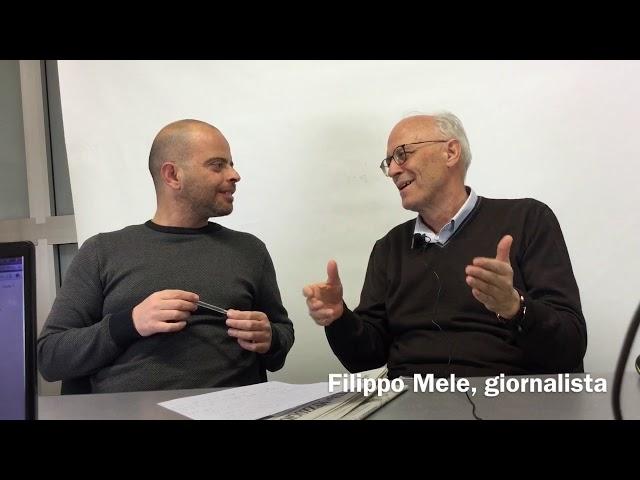 Intervista a Filippo Mele: Ad Maiora semper!