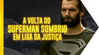A volta do Superman sombrio em Liga da Justiça | OmeleTV