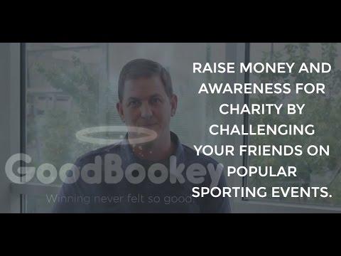 GoodBookey: Charitable Sports Betting App