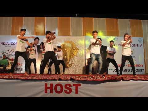 ABCD 2  vandematram group dance video shivam dance group | Shivam khandelwal Dancer