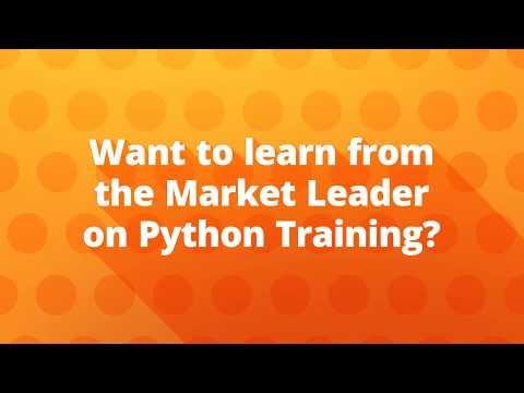 Best Python Training in Bangalore | www.myTectra.com