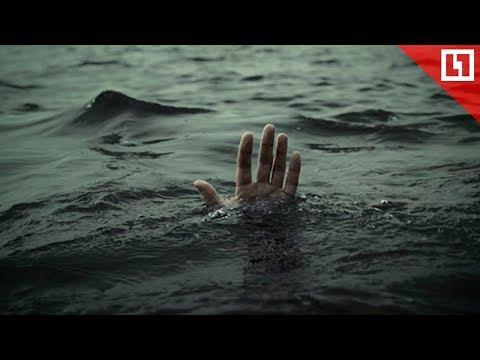 Парень чуть не утонул в Фонтанке