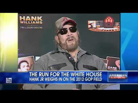 """ESPN Pulls : """"Monday Night Football"""" Song After Hank Williams Jr Compares Obama To Hitler!"""
