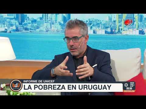 La pobreza en Uruguay Monte Carlo Tv