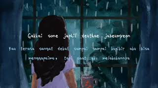 Gambar cover Hyorin - Crazy Of You | Lirik dan terjemahan / Sub indo