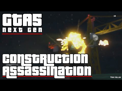 GTA 5 Construction Assassination And Stock Market Guide