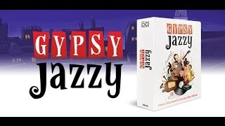 Gypsy Jazzy | Official Trailer UVI