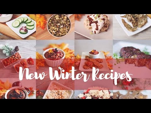 MY NEW WINTER RECIPE BOOK || RAW FOOD VEGAN