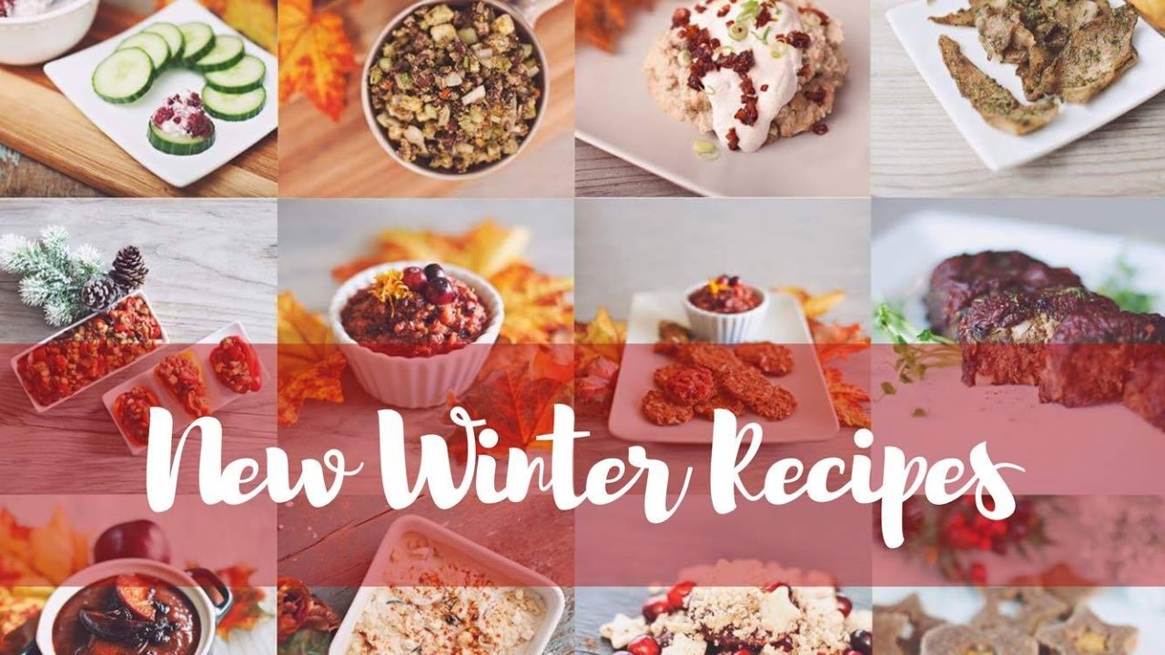 My new winter recipe book raw food vegan youtube my new winter recipe book raw food vegan forumfinder Image collections